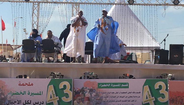 بالصور.. انطلاق فعاليات مهرجان أكبار بوجدور في نسخته السابعة 2