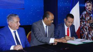 توقيع اتفاقية شراكة لاحداث منطقة صناعية بالعيون 2