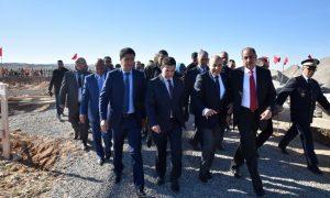 رئيس جهة الشرق يعطي انطلاقة أشغال بناء نواة جامعية بتاوريرت 1