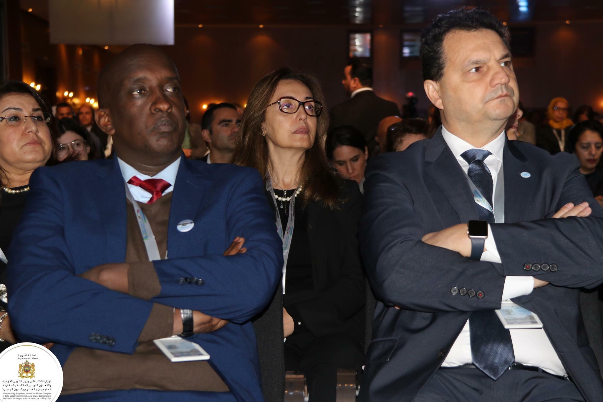 اختتام الدورة 11 للمنتدى الدولي للهجرة والتنمية بمراكش 4