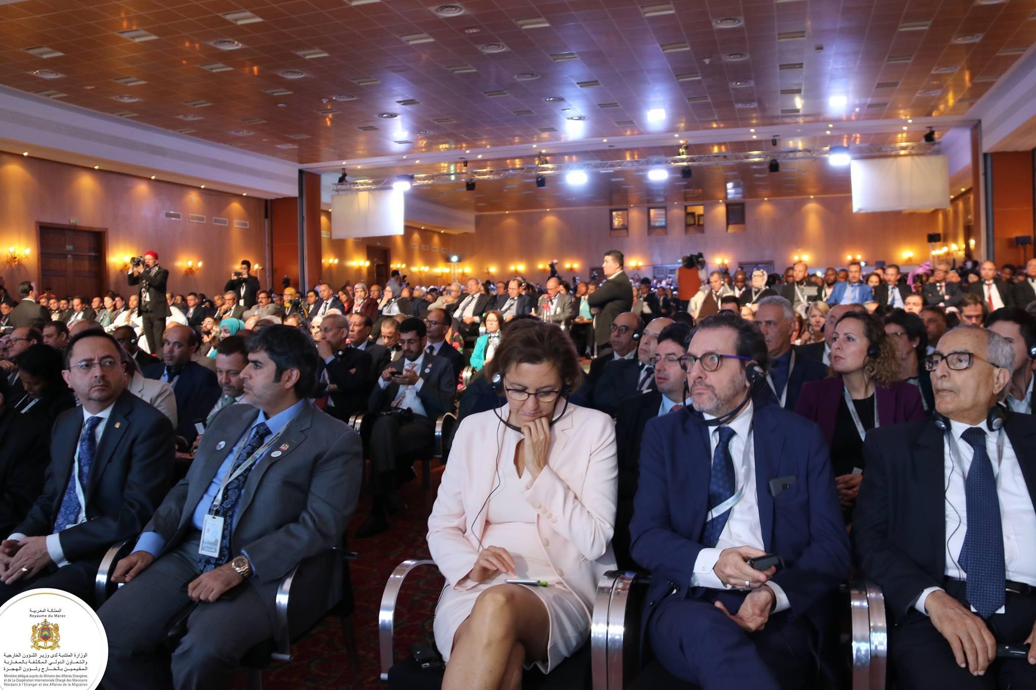 اختتام الدورة 11 للمنتدى الدولي للهجرة والتنمية بمراكش 2
