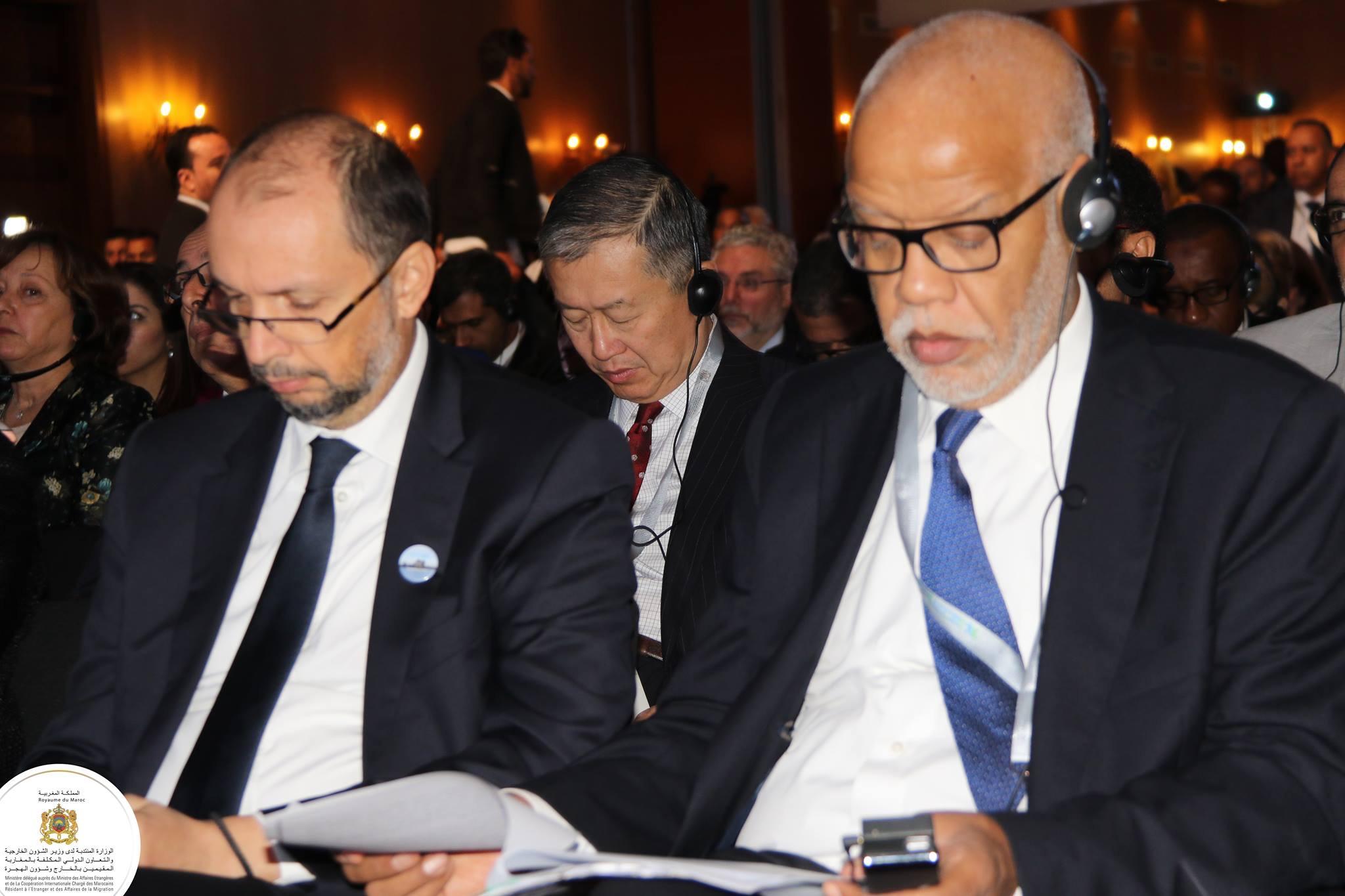 اختتام الدورة 11 للمنتدى الدولي للهجرة والتنمية بمراكش 3