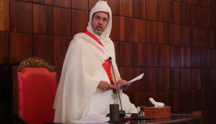 عبد النباوي يحيل ملف التعاضدية العامة لموظفي الإدارات العمومية
