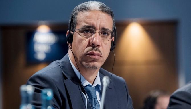 عزيز الرباح رئيس المجلس البلدي للقنيطرة