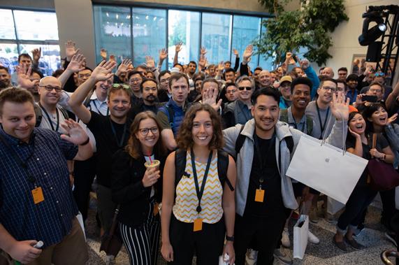 موعد المؤتمر السنوي للمطورين WWDC 2019 1