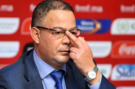 لقجع حول تصفيات بطولة كأس الأمم الأفريقية