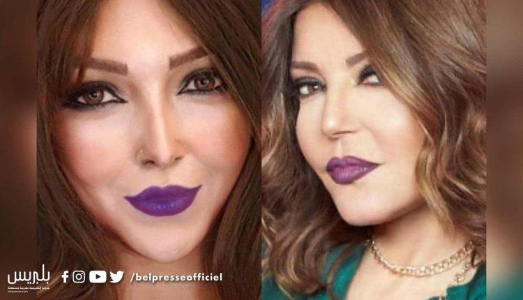 """""""سانزي بيوتي تتحول للفنانة المغربية سميرة سعيد"""