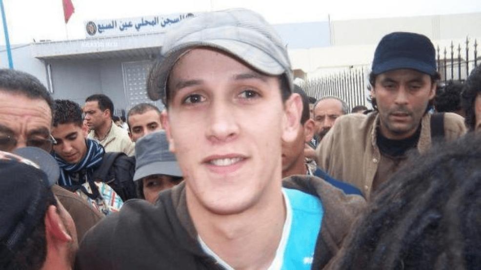 الحاقد و الراب المغربي