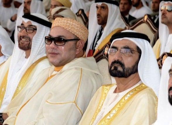رئيس دولة الإمارات العربية المتحدة